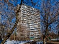 Бирюлёво Западное район, проезд Харьковский, дом 1 к.1. многоквартирный дом