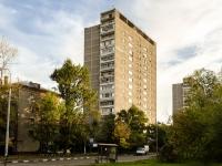 Moscow, , Kharkovskiy Ln, house1 к.3