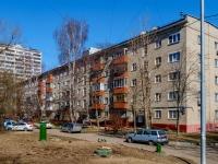 Бирюлёво Западное район, проезд Харьковский, дом 1В к.3. многоквартирный дом