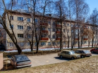 Бирюлёво Западное район, проезд Харьковский, дом 1В к.4. многоквартирный дом