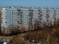 Бирюлёво Западное район, проезд Харьковский, дом 5 к.1. многоквартирный дом