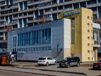 Бирюлёво Западное район, проезд Харьковский, дом 7А. офисное здание