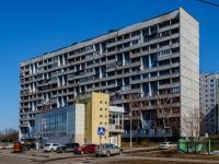Бирюлёво Западное район, проезд Харьковский, дом 7 к.1. многоквартирный дом