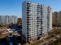 Бирюлёво Западное район, проезд Харьковский, дом 7 к.3. многоквартирный дом