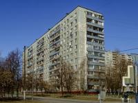 Бирюлёво Западное район, проезд Харьковский, дом 11 к.2. многоквартирный дом