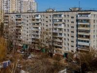 Бирюлёво Западное район, проезд Харьковский, дом 11 к.3. многоквартирный дом