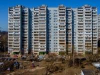 район Бирюлёво Западное, проезд Харьковский, дом 11 к.4. многоквартирный дом