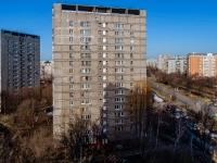 район Бирюлёво Западное, улица Харьковская, дом 3 к.1. многоквартирный дом