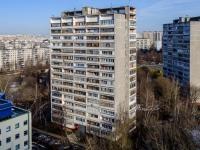район Бирюлёво Западное, улица Харьковская, дом 3 к.3. многоквартирный дом
