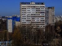 район Бирюлёво Западное, улица Харьковская, дом 3 к.4. многоквартирный дом