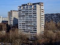 район Бирюлёво Западное, улица Харьковская, дом 3 к.7. многоквартирный дом