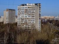 район Бирюлёво Западное, улица Харьковская, дом 3 к.8. многоквартирный дом