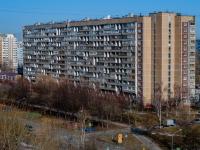 район Бирюлёво Западное, улица Харьковская, дом 4 к.1. многоквартирный дом