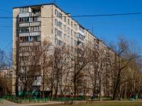 район Бирюлёво Западное, улица Харьковская, дом 8 к.1. многоквартирный дом