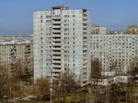 район Бирюлёво Западное, улица Харьковская, дом 8 к.2. многоквартирный дом