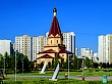 Культовые здания и сооружения района Братеево