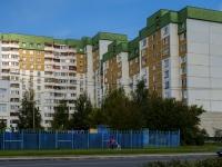 улица Борисовские Пруды, дом 6 к.2. многоквартирный дом