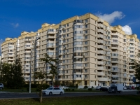 улица Борисовские Пруды, дом 8 к.3. многоквартирный дом