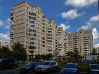 улица Борисовские Пруды, дом 10 к.4. многоквартирный дом