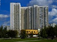 улица Борисовские Пруды, дом 10 к.6. многоквартирный дом