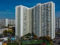 Братеево район, улица Борисовские Пруды, дом 10 к.6. многоквартирный дом