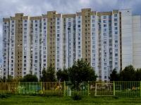 улица Борисовские Пруды, дом 14 к.2. многоквартирный дом