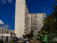 Братеево район, улица Борисовские Пруды, дом 14 к.3. многоквартирный дом