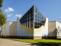 улица Борисовские Пруды, дом 20 к.3Б. бассейн