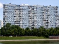 Москва, район Братеево, Паромная ул, дом9 к.1
