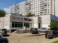 Москва, район Братеево, Паромная ул, дом9 к.2