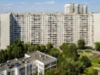,  , house 10 к.1. 公寓楼