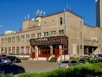 """улица Братеевская, дом 16 к.3. дом/дворец культуры """"Братеево"""""""