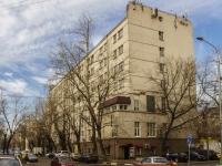 Даниловский район, улица Рощинская 2-я, дом 4. офисное здание