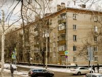 Даниловский район, улица Рощинская 2-я, дом 3. многоквартирный дом