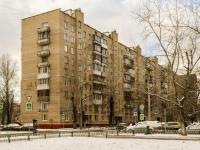 Даниловский район, улица Рощинская 2-я, дом 11. многоквартирный дом
