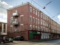 улица Дубининская, дом 57 к.2. офисное здание