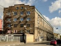Даниловский район, улица Дубининская, дом 70. офисное здание