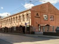 Даниловский район, улица Дубининская, дом 76. многофункциональное здание