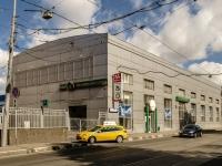 Даниловский район, улица Дубининская, дом 80. многофункциональное здание