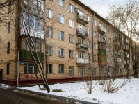 Danilovsky district,  , 房屋 65 к.1. 公寓楼
