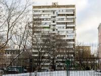 Даниловский район, улица Дубининская, дом 88. многоквартирный дом