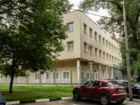 Danilovsky district,  , house 13. office building