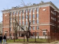 Danilovsky district,  , house 15. gymnasium