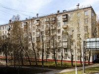Danilovsky district,  , house 19 к.2. Apartment house