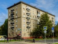Danilovsky district,  , house 1/7. Apartment house