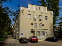 Danilovsky district,  , house 3. governing bodies