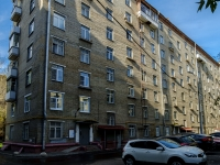Danilovsky district,  , house 11А. Apartment house