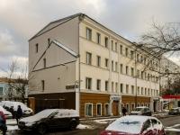 Павловский 1-й переулок, дом 3. офисное здание