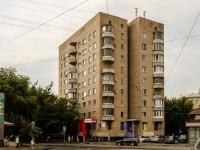 Даниловский район, Кожевнический 2-й переулок, дом 1. многоквартирный дом