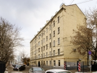 Даниловский район, Кожевнический 2-й переулок, дом 3. многоквартирный дом